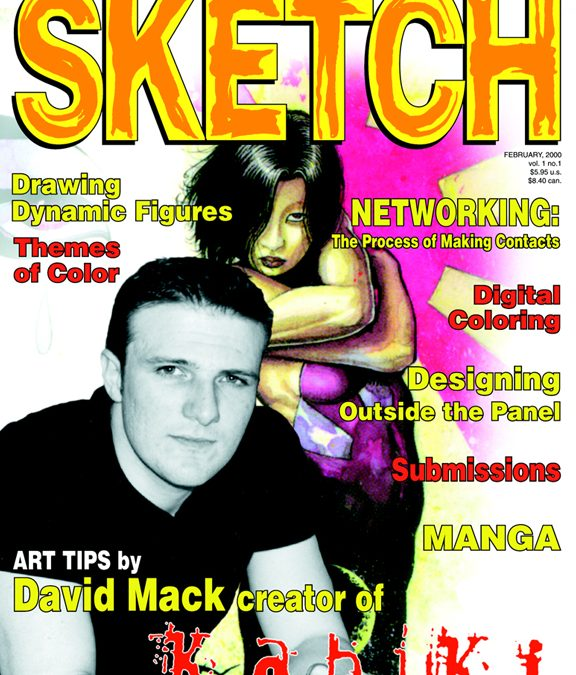 Sketch Magazine #1