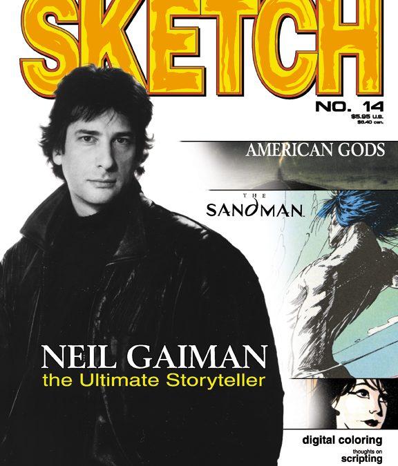 Sketch Magazine #14