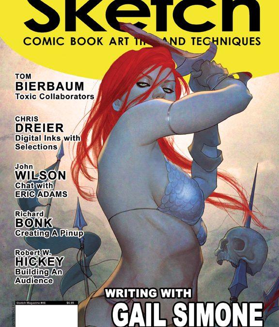 Sketch Magazine #46