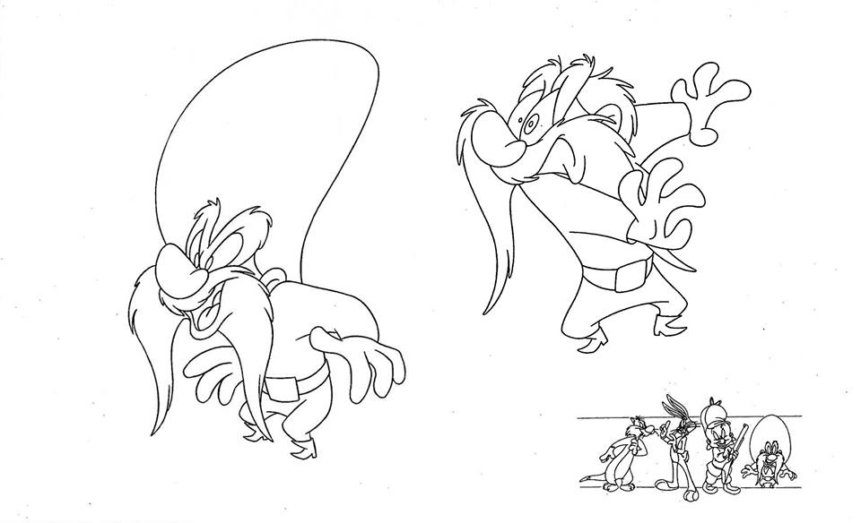 Bugs Bunny Designs & Layouts