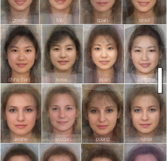 Photo References Woman Faces From Around the World