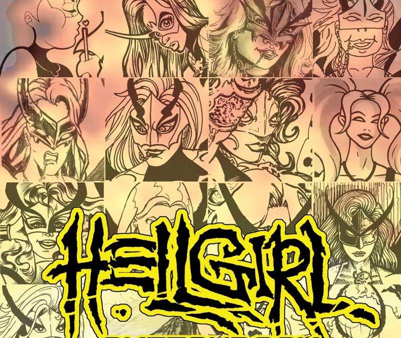 HellGirl Sketchbook