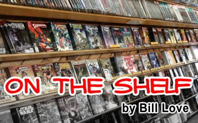 On The Shelf-Waiting to Get Paid by Bill Love