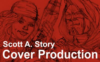 Cover Production Part 1 by Scott Story