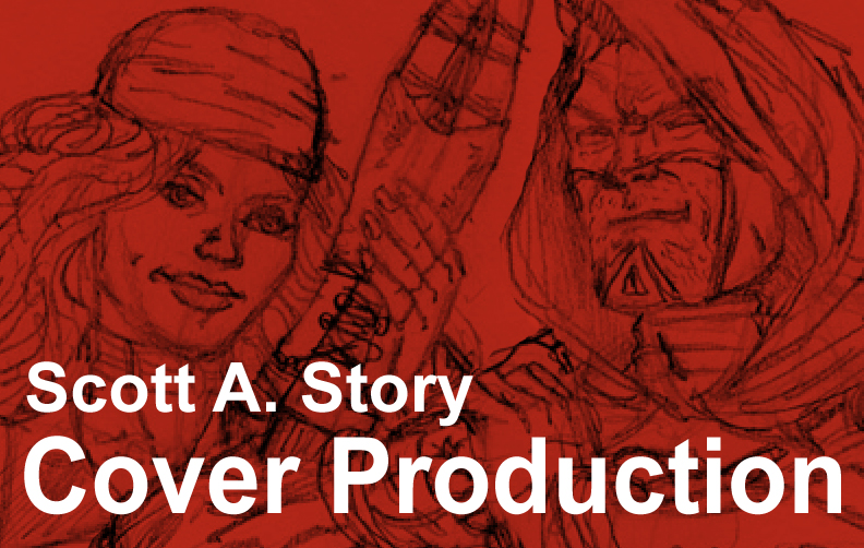 Cover Production Part 3 by Scott Story