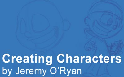 Jeremy ORyan Drawing Faces