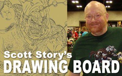 OGRE ALE III from Scott Story's Drawing Board