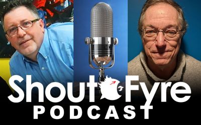 ShoutFyre Podcast 24 Are Crowd Funded Comics The Next Comic Book Collectibles