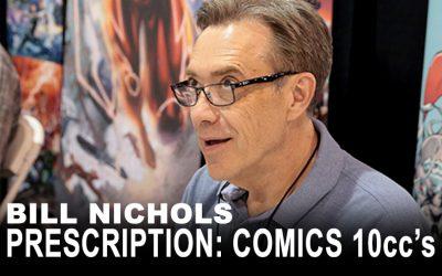 Bill Nichols' Prescription: Comics 10ccs Dan Jurgens