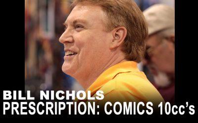 Bill Nichols' Prescription: Comics 10ccs Greg Land